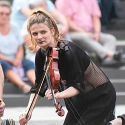 Kulturpfade Festival - szenische Musikperformance in Kommunikation mit dem Tanz