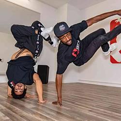 Wassermusik mit der Ben Wichert Hip-Hop Company